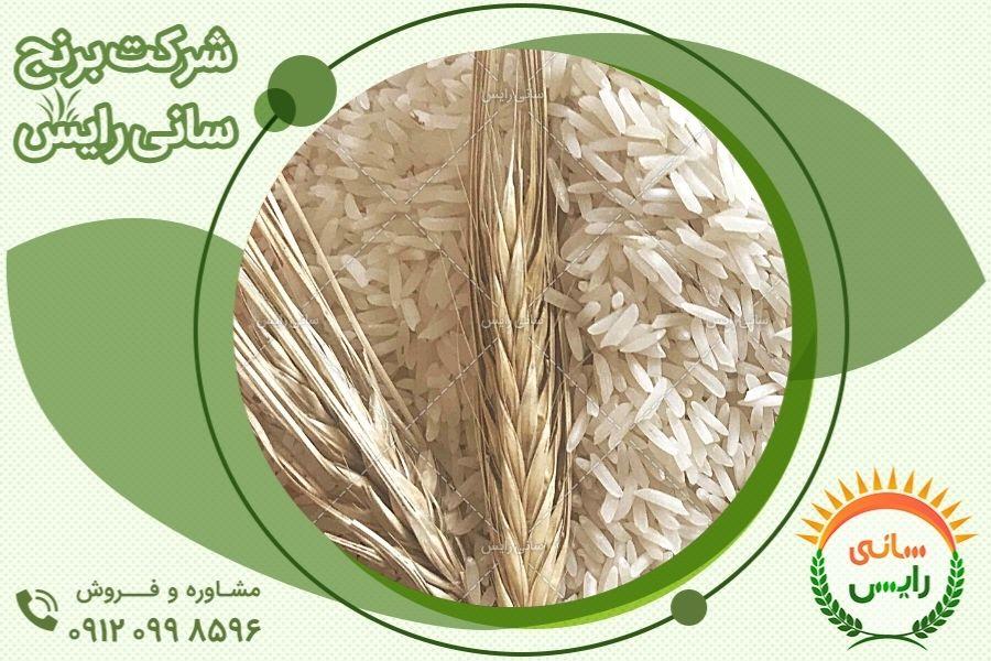عرضه و تقاضای برنج تناژ بالا