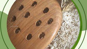 خرید بدون واسطه از عمده فروشی برنج پاکستانی