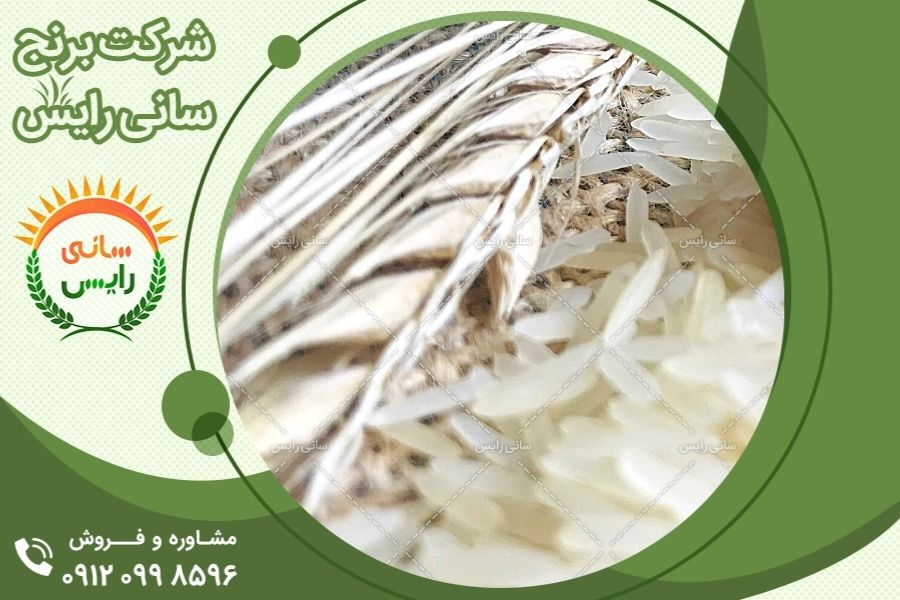 قیمت به روز و فروش برنج هندی در اصفهان