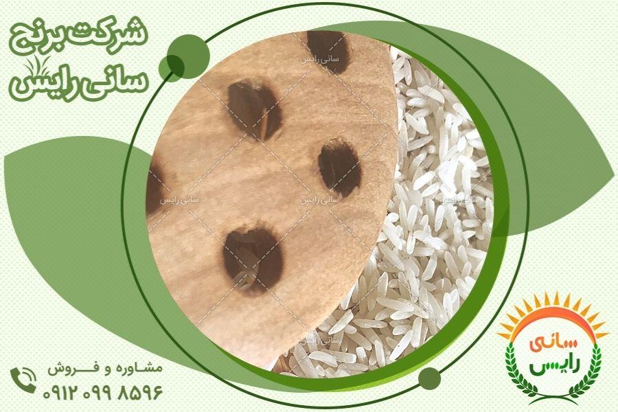 قیمت برنج پاکستانی طبیعت عمده در مراکز فروش