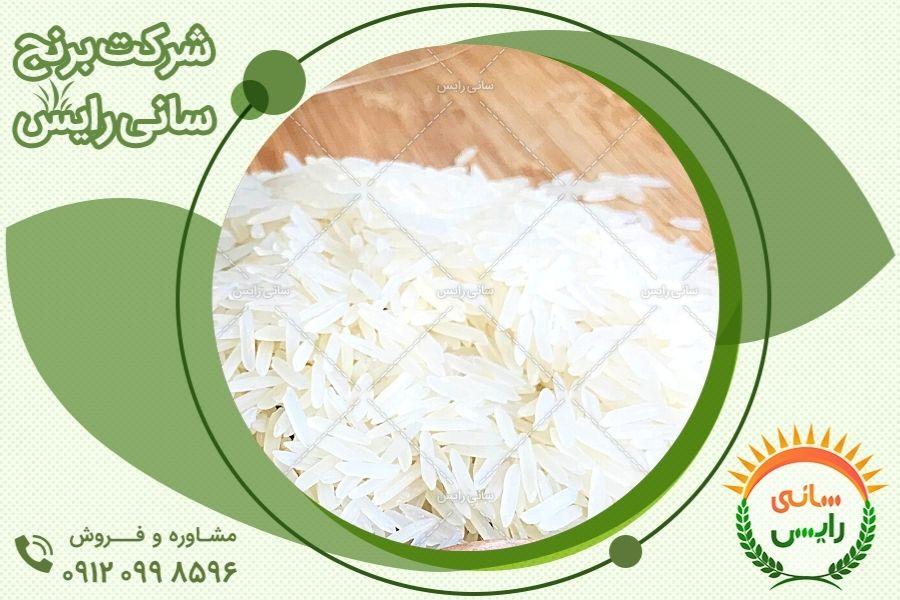 صادرات برنج مرغوب در بسته بندی 10 کیلویی