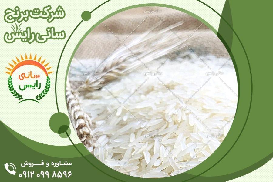 صادرات عمده برنج دانه بلند با قیمت استثنائی