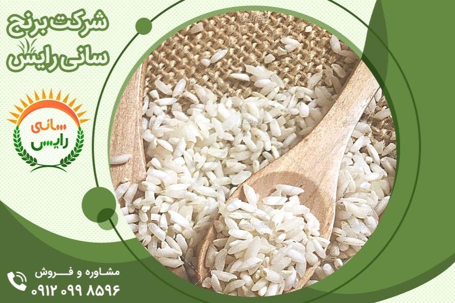 خرید و فروش مستقیم برنج عنبربو با قیمت شگفت انگیز