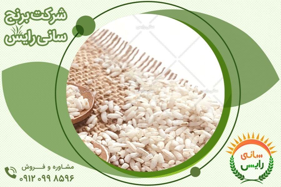 مراکز کشت برنج عنبربو