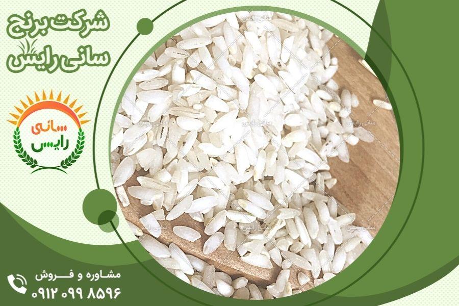 تولید برنج عنبربو در ایران