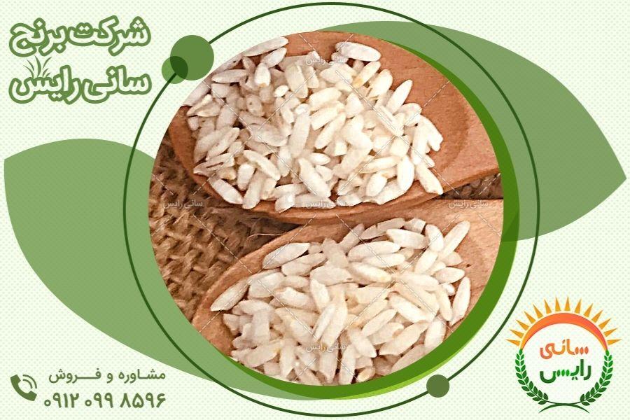 قیمت بروز انواع برنج عنبربو