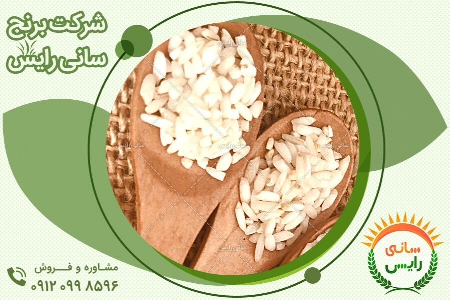 ویژگی های ظاهری برنج عنبربو