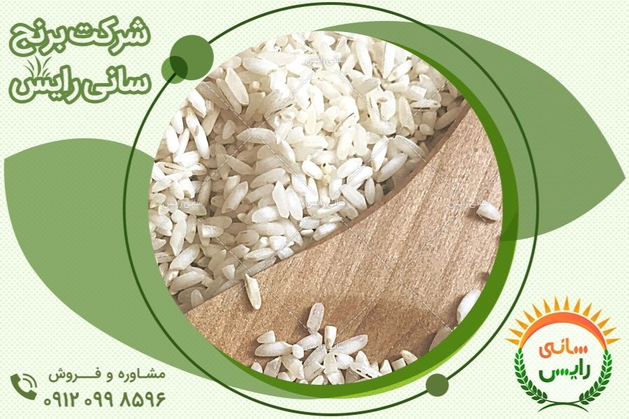 فروش برنج عنبربو با کیفیت