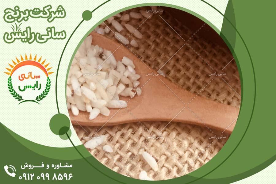 کاشت و برداشت برنج عنبربو در ایران