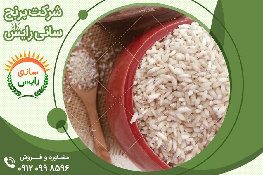 قیمت برنج عنبربو درجه یک در بازار