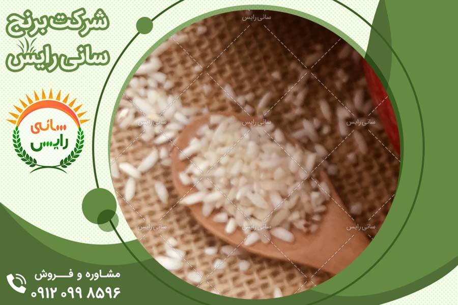 تعیین قیمت برنج عنبربو جنوب در بازار