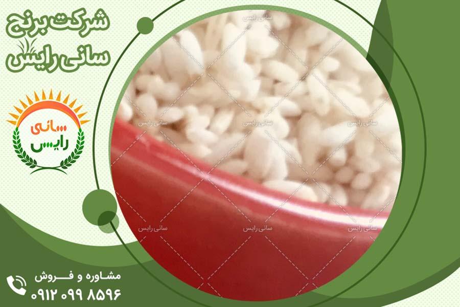 نمایندگی فروش انواع برنج عنبربو