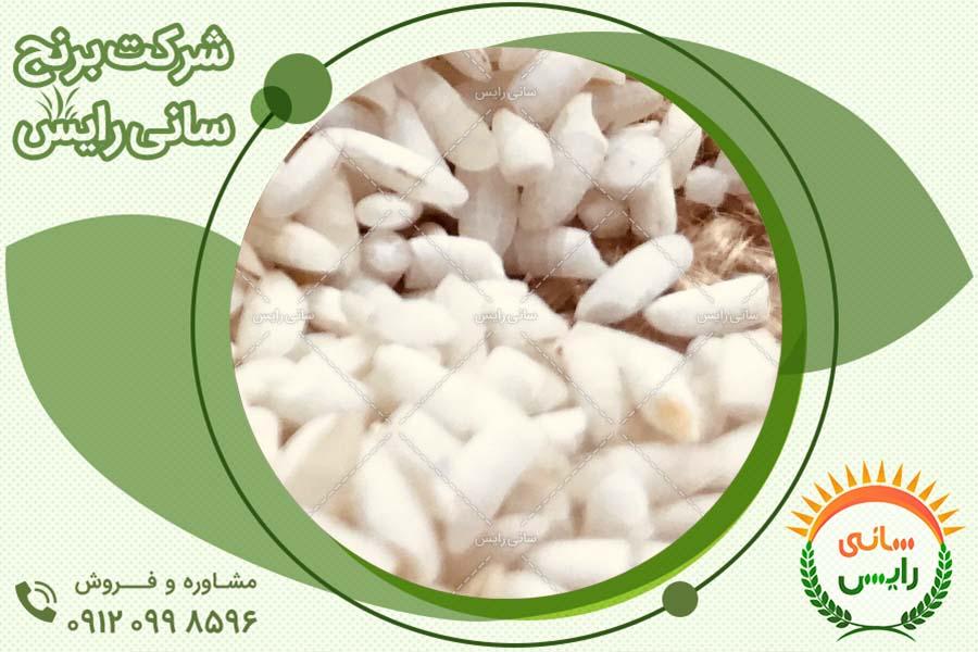کاشت برنج عنبربو در استان های مختلف