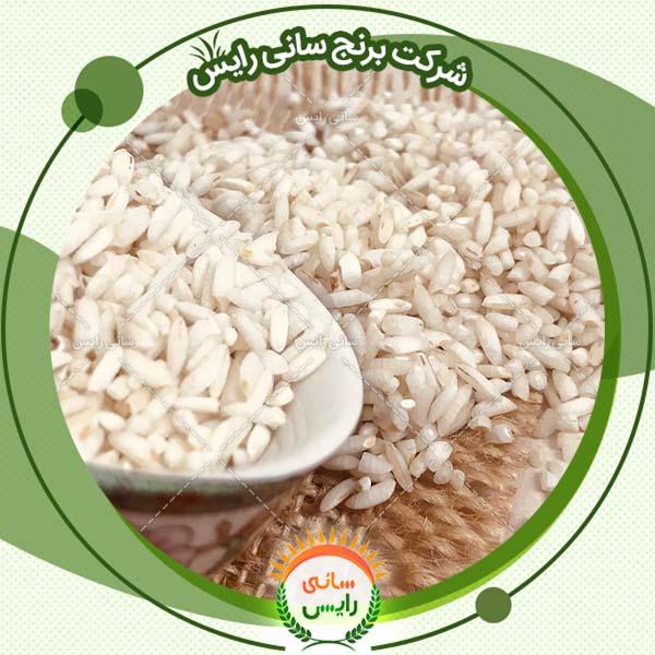 متناسب برین قیمت برنج عنبربو در سال 1400