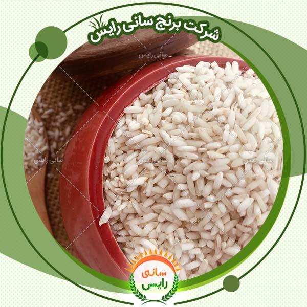 صادرات برنج عنبربو فریدونکنار به تمام نقاط
