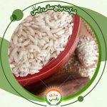 کاملترین لیست قیمت برنج عنبربو کارون در شرکت سانی رایس