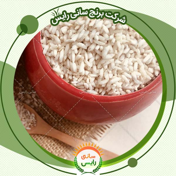 مناسب ترین قیمت برنج عنبربو محلی الغدیر