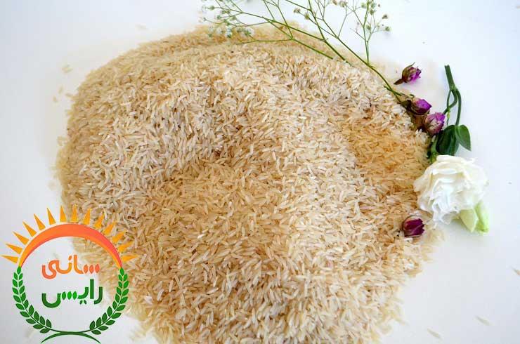 فروش عمده برنج هندی در اصفهان و تهران