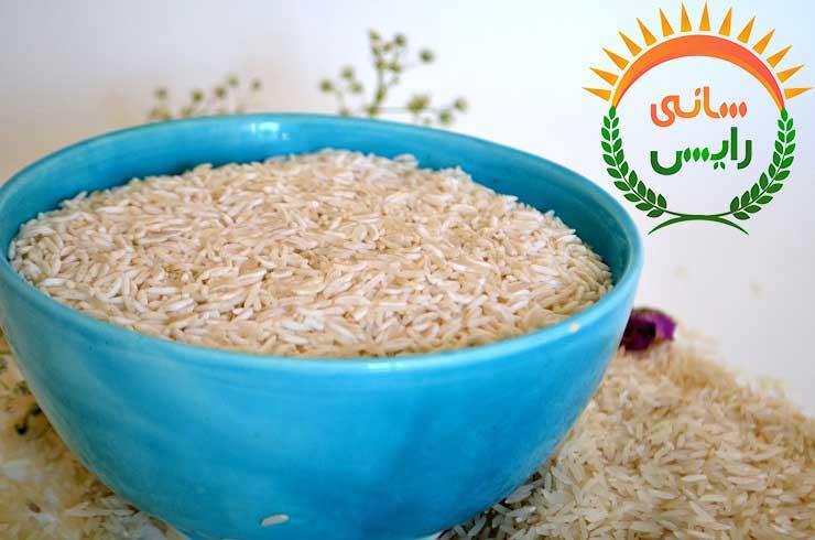 فروش برنج هندی ارزان قیمت به صورت عمده