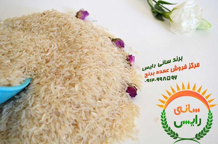 بازرگانی برنج هندی ۱۱۲۱ در ایران